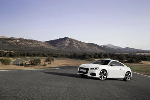 Audi TT Coupé ultra