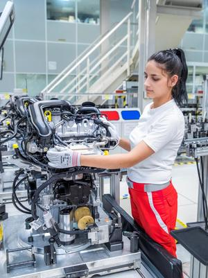 New engine family at Audi Hungaria
