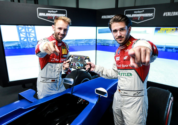 Formula E, Berlin E-Prix 2018