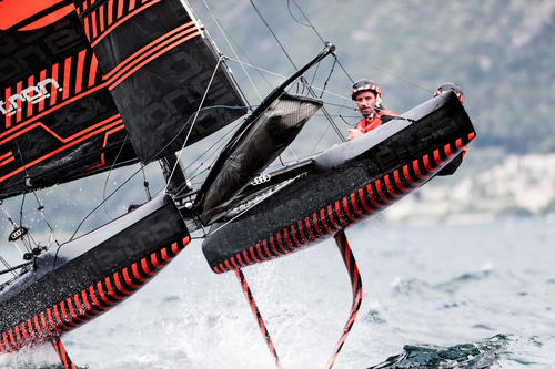 Audi e-tron Sailing Team