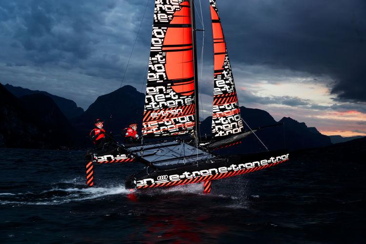 Audi e-tron Sailing Team
