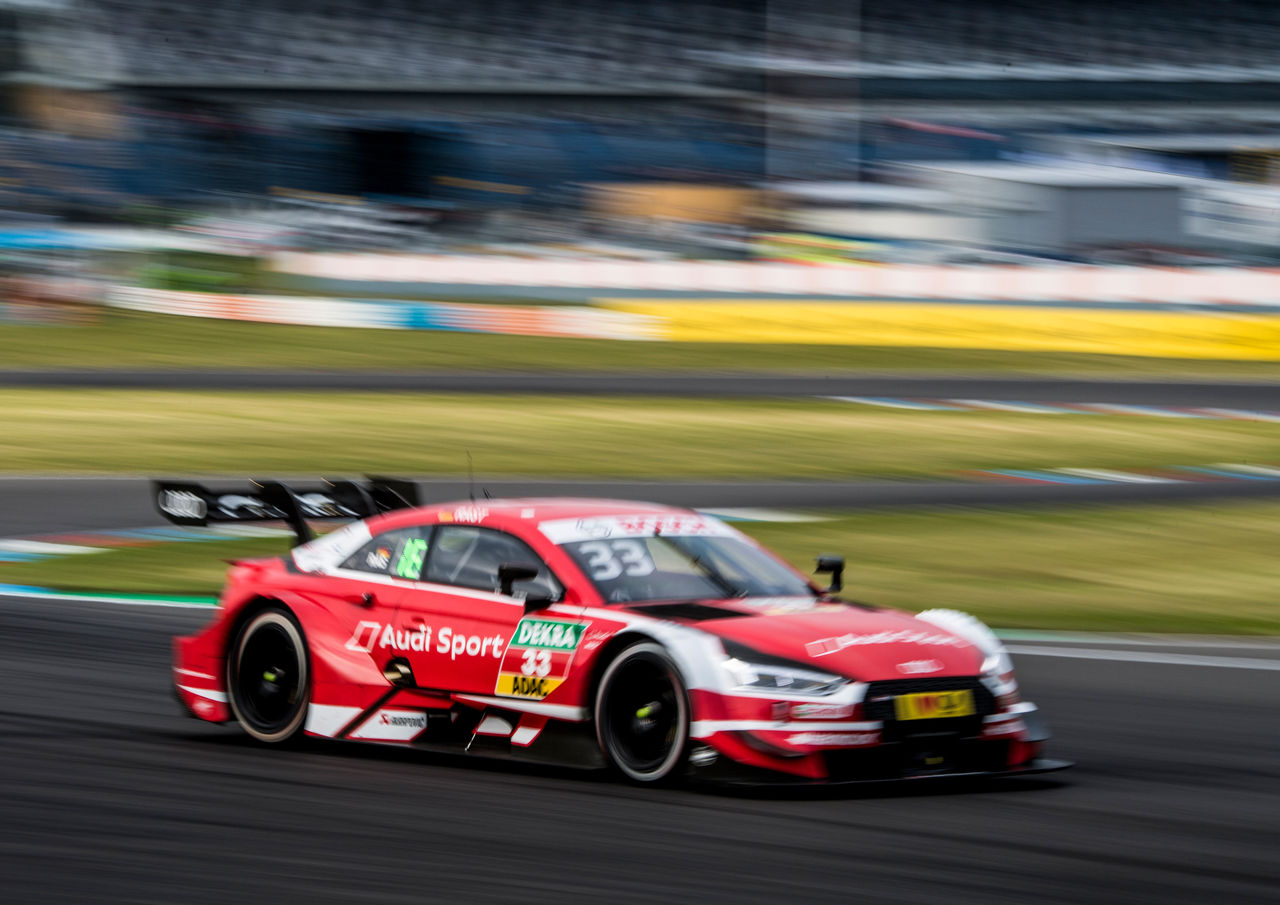 Lausitzring: DTM safety concept proves itself once again