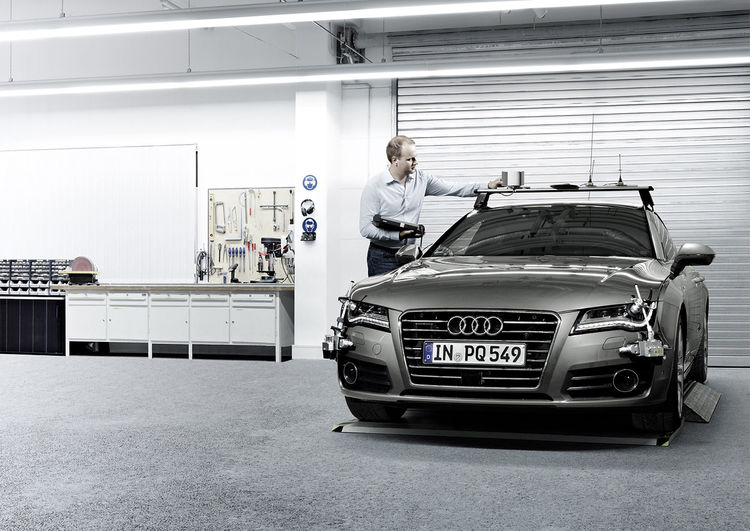 Beste Jobchancen bei Top-Arbeitgeber Audi