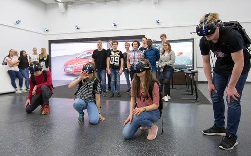 Erstes DigiCamp bei Audi in Ingolstadt