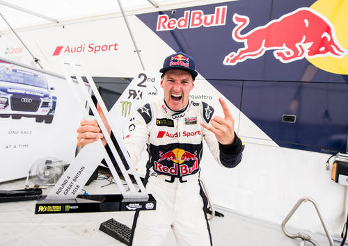 FIA World Rallycross Championship 2018, Silverstone
