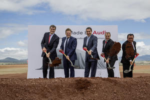 Audi México sets focus on local suppliers: