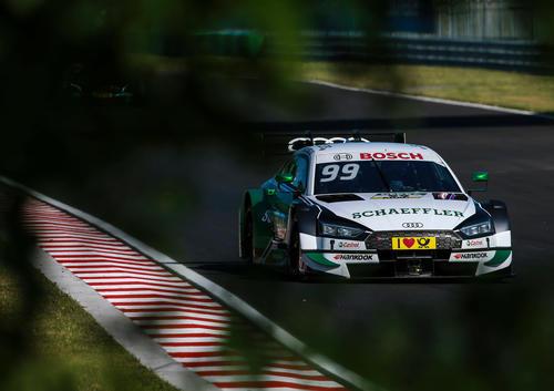 DTM Budapest 2018