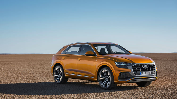 מרענן The new face of the Q family: the Audi Q8 | Audi MediaCenter ES-33