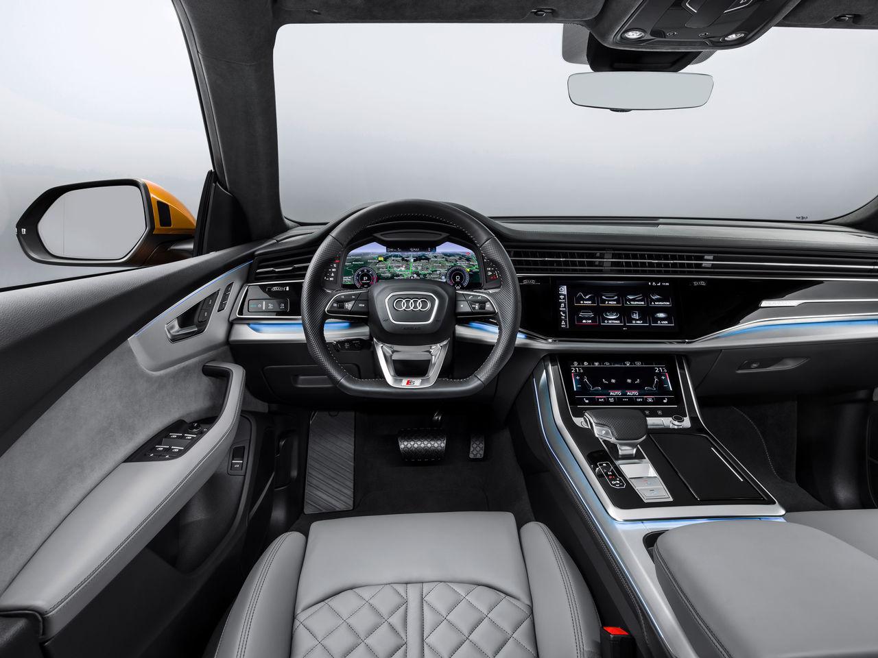 Kelebihan Audi Q8 Review