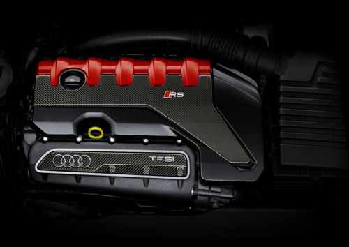 "Ninth victory in a row: Audi 2.5 TFSI engine named ""Engine of the Year"" once again"