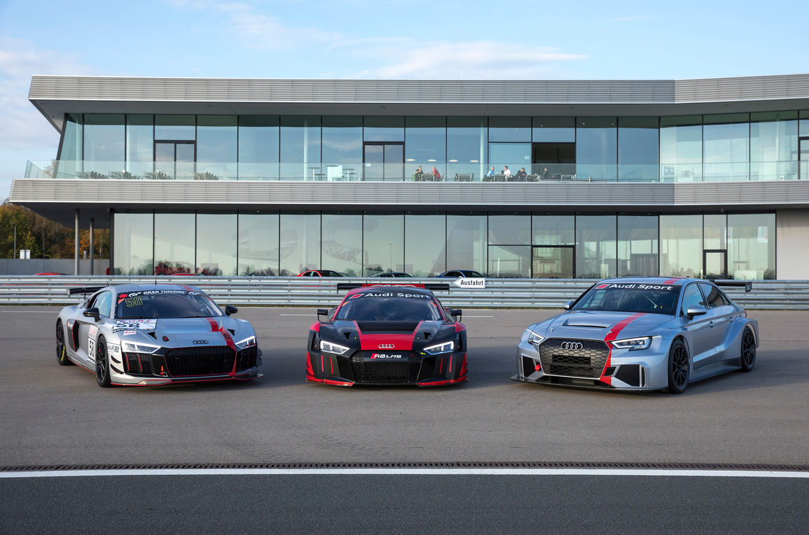 Audi Sport customer racing