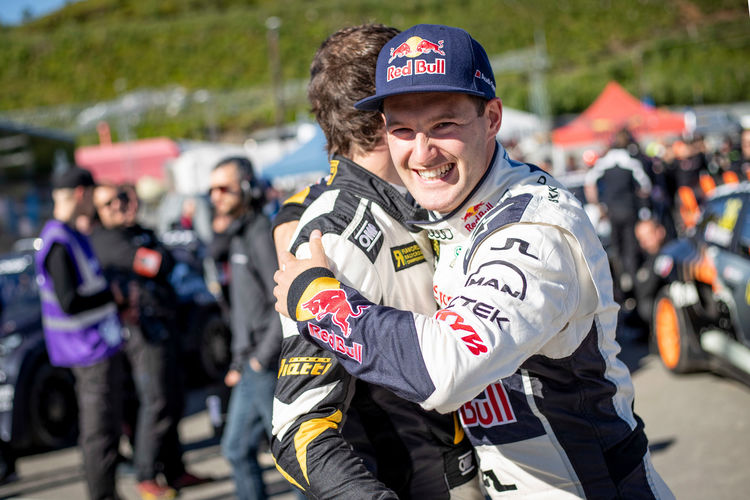 FIA World Rallycross Championship 2018, Hell