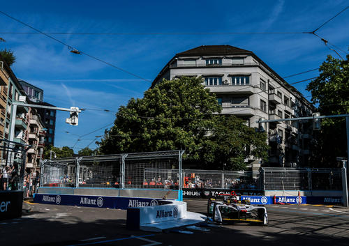 Formel E, Zürich E-Prix 2018