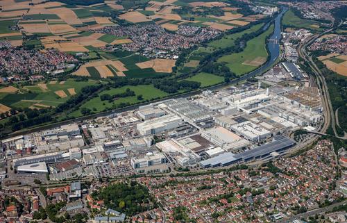 Ausbau des Audi-Standorts Neckarsulm  für erfolgreiche Zukunft