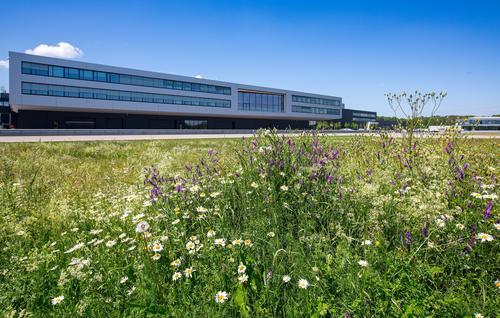 Biodiversität Audi Neuburg: Kompetenz-Center Motorsport