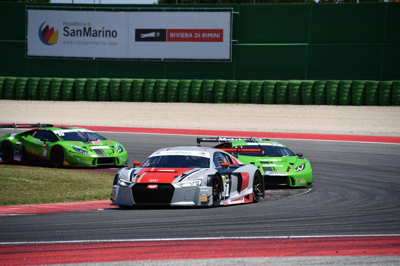 Audi Sport customers celebrate worldwide victories