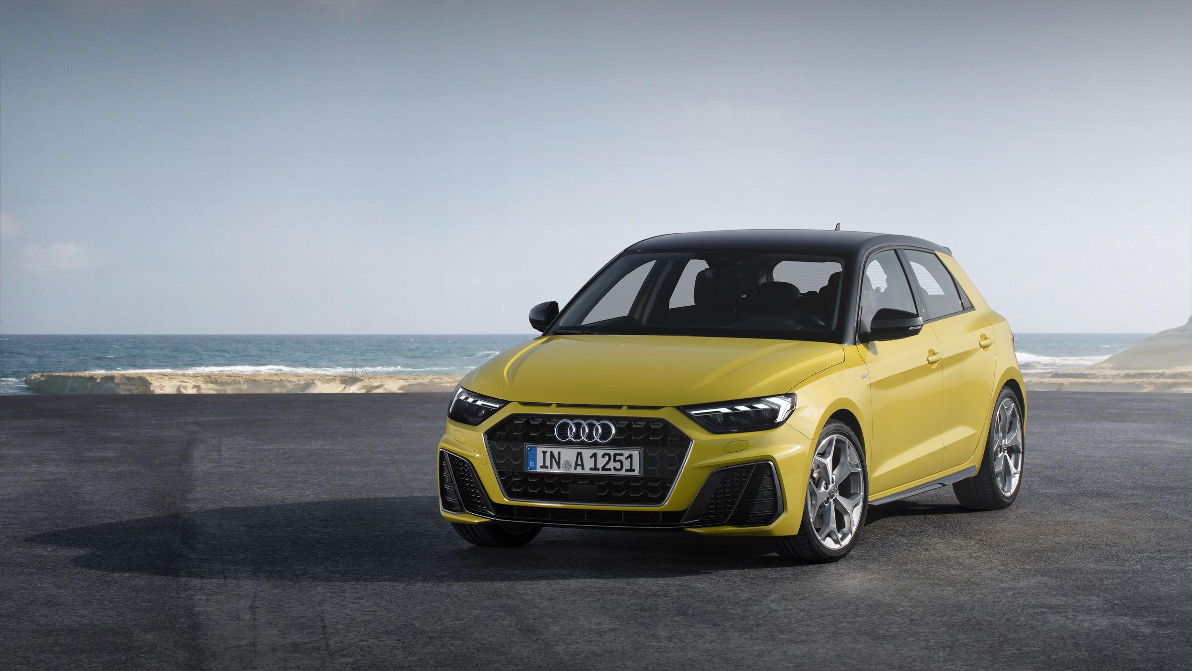 New Audi A1 Sportback Ideal Companion For An Urban Lifestyle Audi