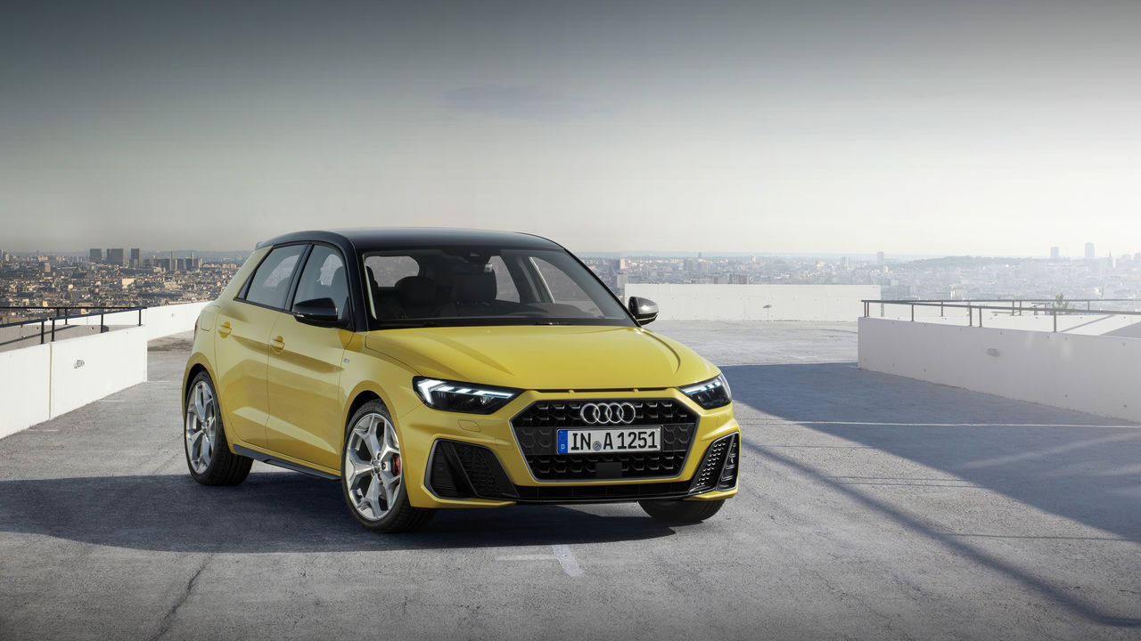 New Audi A1 Sportback Ideal Companion For An Urban Lifestyle Audi Mediacenter