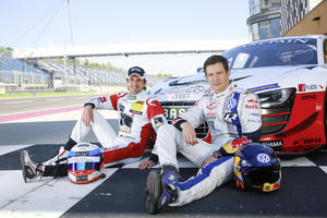 Rallye-Weltmeister im Audi R8 LMS ultra