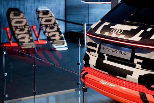 Audi e-tron Cup 2018