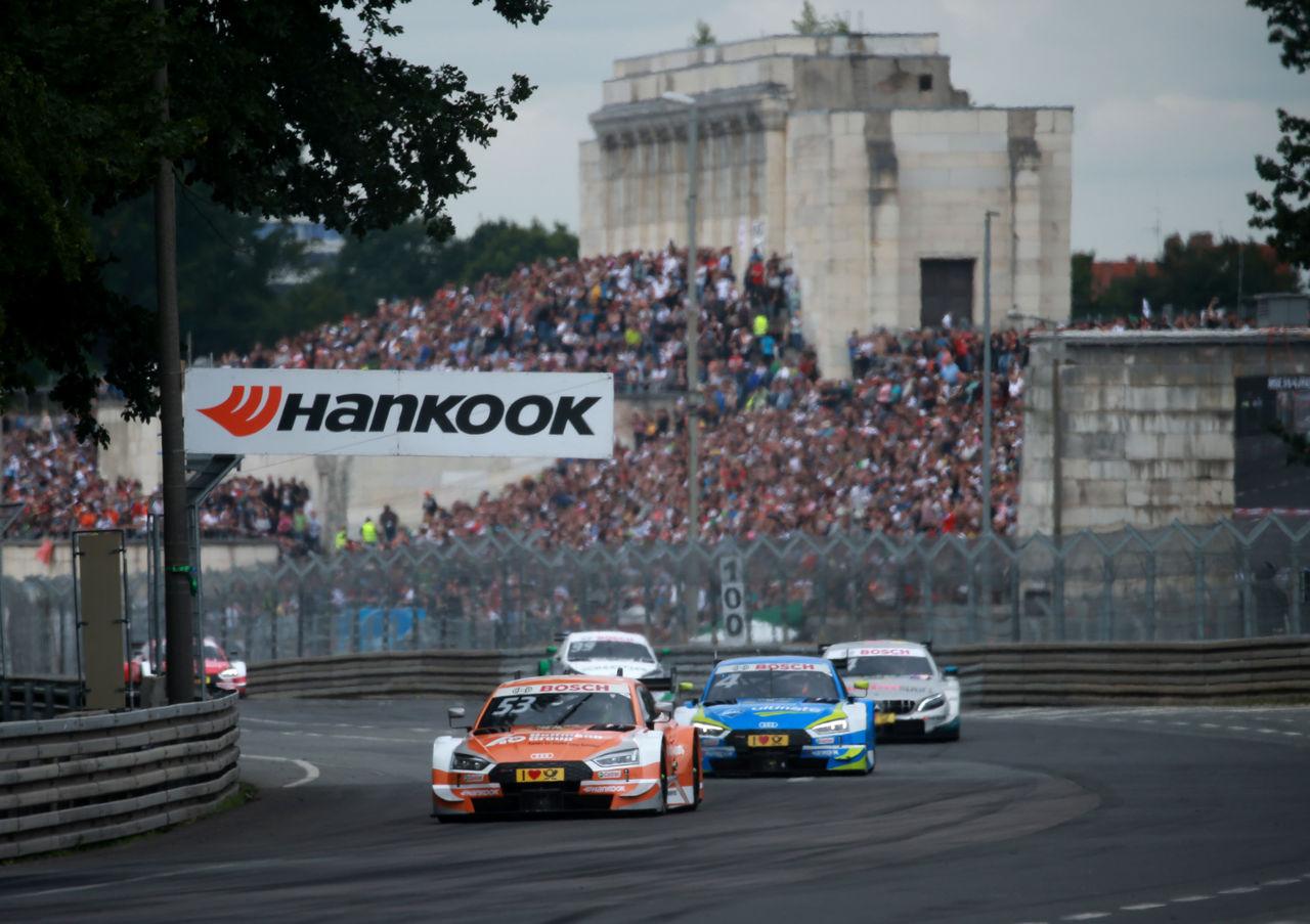 DTM Norisring: Audi pointless on Saturday