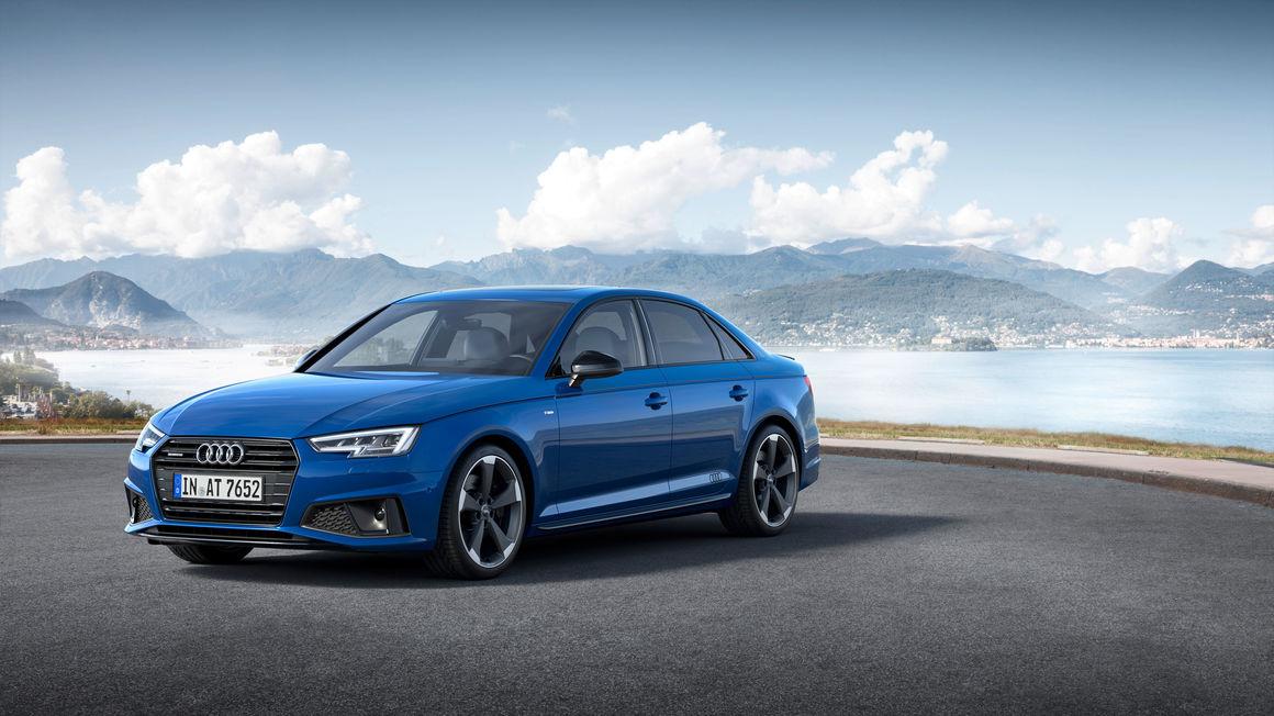 Audi A4 Audi Mediacenter