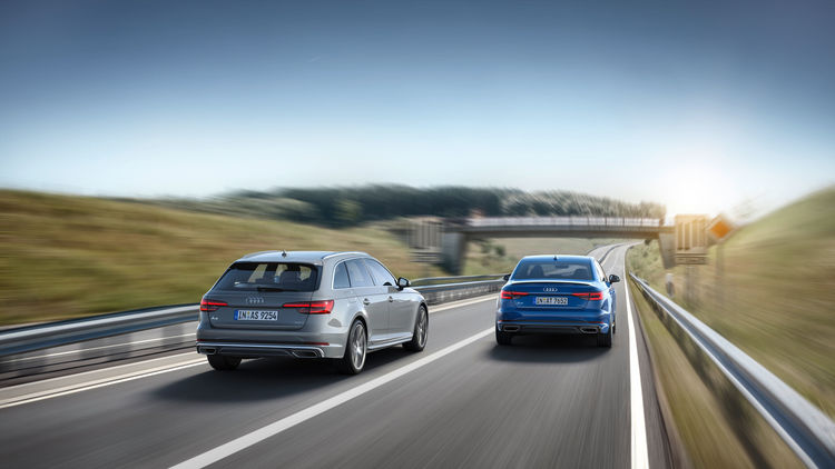 Audi A4 Avant / Audi A4 Sedan