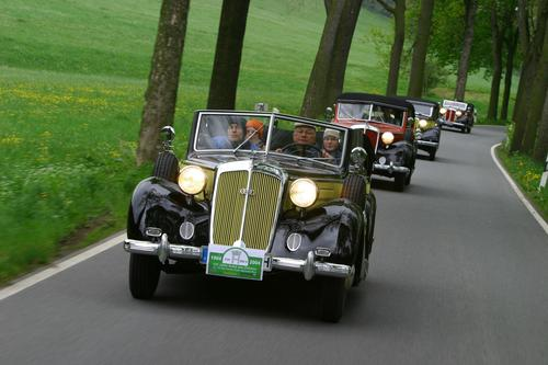 Audi Tradition bei der Heidelberg Historic