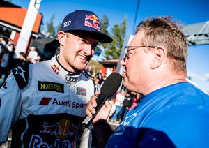 FIA Rallycross-Weltmeisterschaft 2018, Höljes