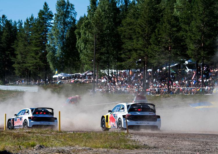 FIA World Rallycross Championship 2018, Höljes