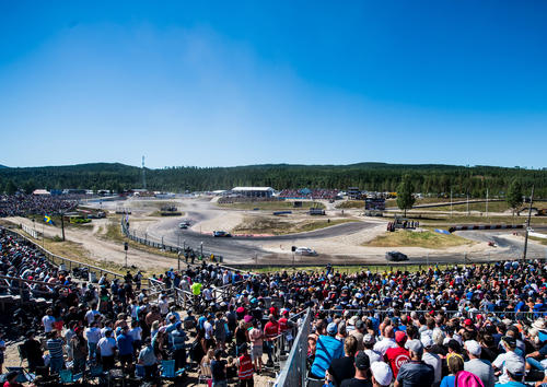 FIA World Rallycross Championship 2018, H?ljes