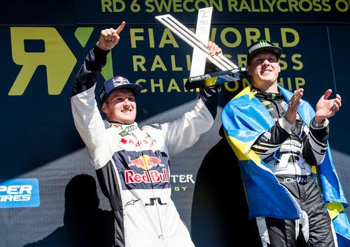 Rallycross-WM 2018, Höljes