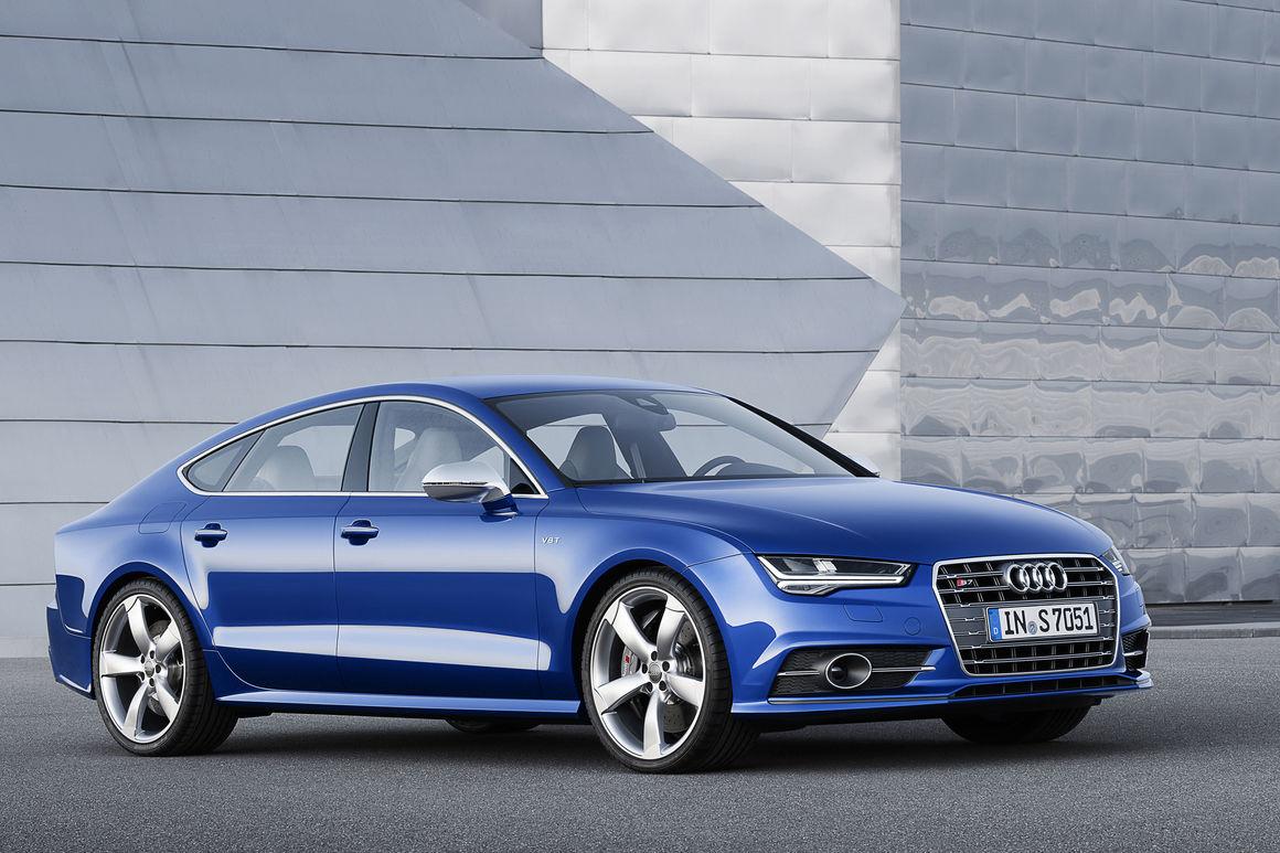 Audi A7 | Audi MediaCenter