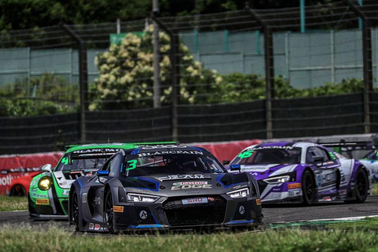 Blancpain GT Series Asia 2018