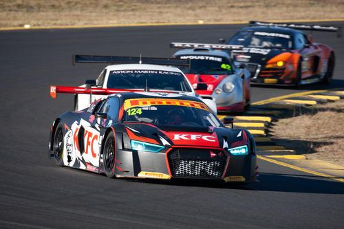 CAMS NSW Motor Race Championship 2018