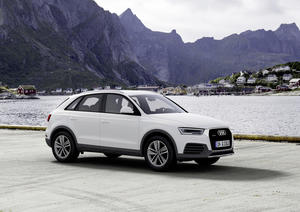 Audi Q3 TDI ultra