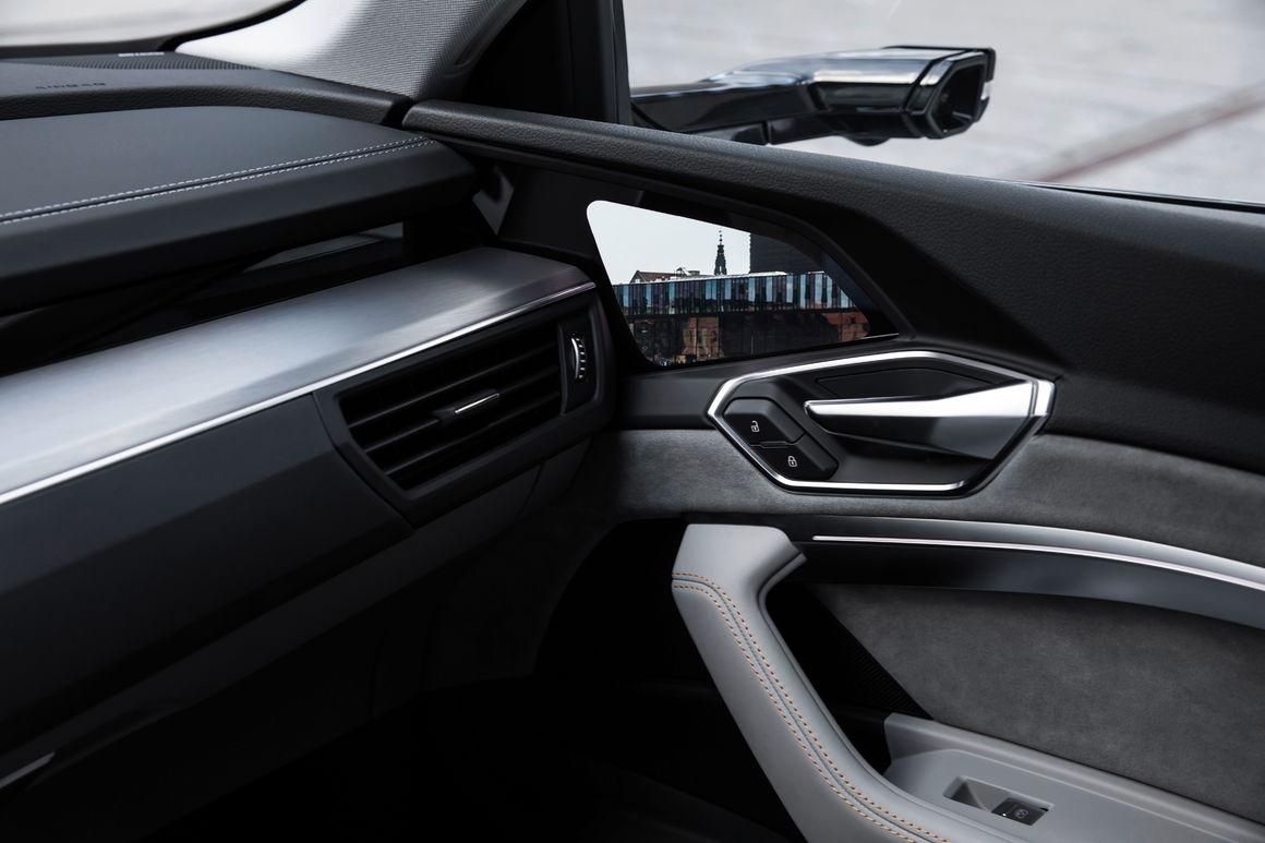 Das Interieur des Audi e-tron-Prototypen | Audi MediaCenter