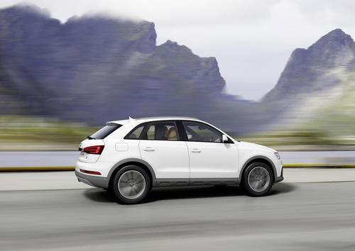 Audi Q3 TDI ultra