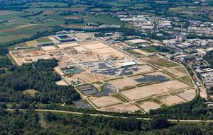 IN-Campus GmbH: Audi and the city of Ingolstadt remediate refinery site for technology park