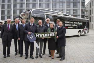Bus fahren lohnt sich – vor allem für die Umwelt