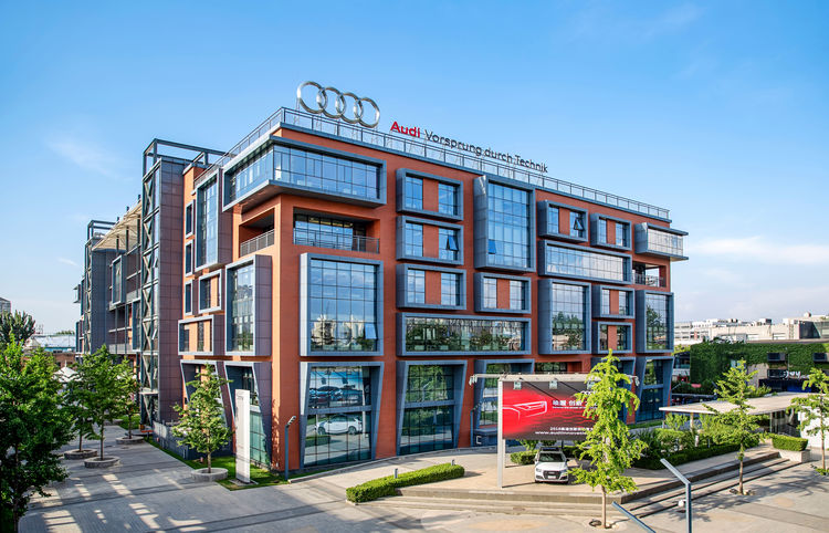 Audi and Huawei sign memorandum of understanding for strategic cooperation