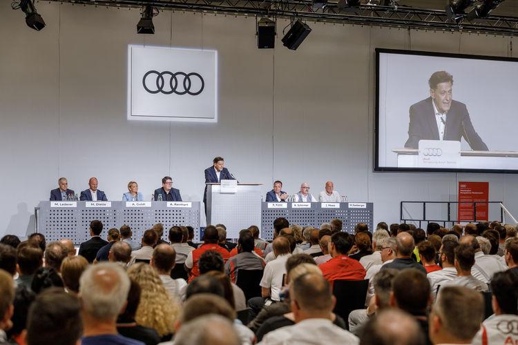 Audi Betriebsrat erwartet realistische Folgenabschätzung und zeitnahe Lösungen