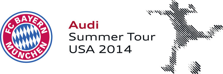 Audi presents FC Bayern US tour