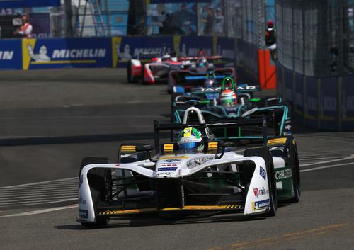 Formel E, New York E-Prix 2018