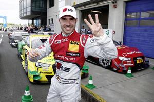"""Magic"" Molina: Rekordrunde im Audi"