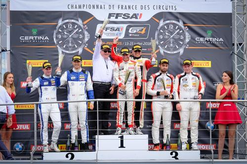 GT4 France 2018
