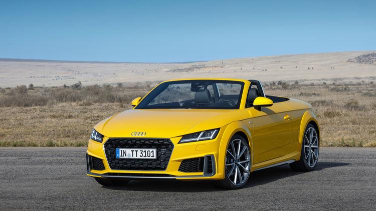 The New Audi TT An Update For The Design Icon Audi MediaCenter - Audi tt roadster