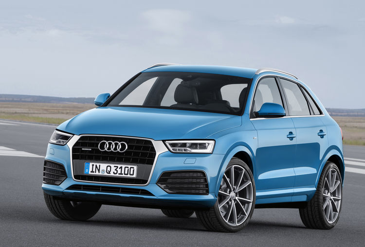 A Successful Car Is Now Even Better The New Audi Q3 Audi Mediacenter
