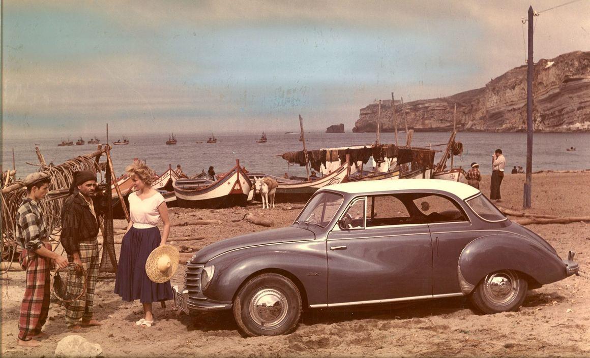Sommer, Auto, Urlaub: Neue Sonderausstellung im Audi museum mobile