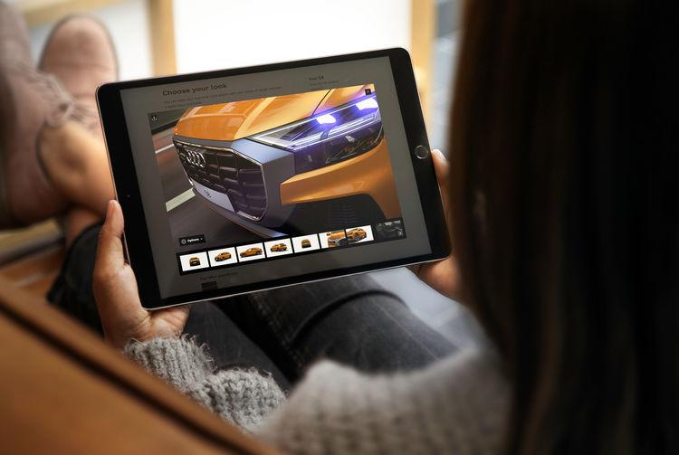 Audi launches new 3D configuration